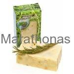 Βιολογικό σαπούνι με δεντρολίβανο και μέντα 135 gr