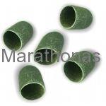 Καπελάκι στρογγυλό 10 χιλ. πράσινο (15 τεμ.)